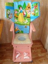 трон для принцессы2