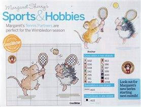 Sports & hobbies - Tennis partners