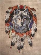 Wolf Spirit - Dimensions