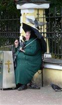 Взлетно-посадочный зонтик