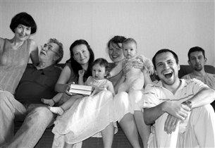В семейном кругу