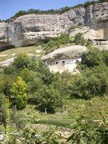 Бахчисарайский мужск. монастырь