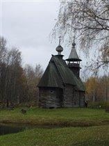 Музей деревянного зодчества 1