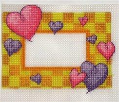 Сердечная рамка