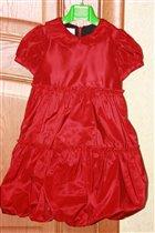 Праздничное платье фирмы Gai Mattiolo (Италия)