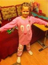 Просто)Кста, пижама Некст, 128 рост