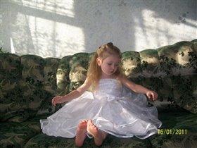 Мама, а я - настоящая принцесса?