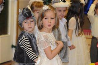 Принцесса и Серый волк