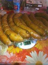 Куриная домашняя колбаска от Спасателей, вес-3381