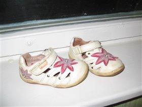 сандалики фламинго р-р20