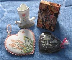 сердечные подарки Ирины- kura