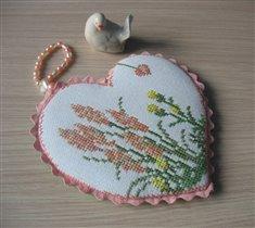 лотерейное сердечко Ирины- kura из Кемерово