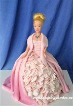 Торт Принцесса в розовом