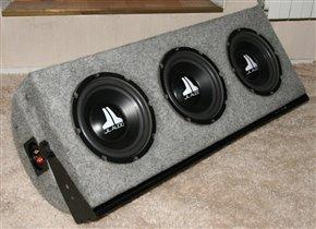 Сабвуфер JL Audio 8w6