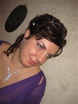 Вот такая я была в день своей свадьбы...
