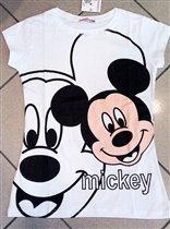 футболка Disney на 44-46р 350 р с %