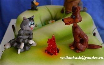 Сахарные фигурки