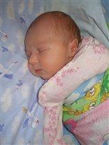 Новорожденный масюська