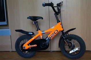 Велосипед UNIVEGA 12