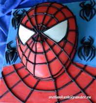 Торт - Человек-паук