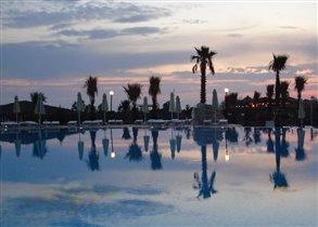 Турецкий закат