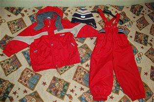 Пакет одежды с комбинезоном Керри/Ленне 92
