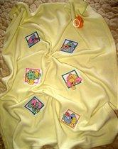 Одеяло для дочери
