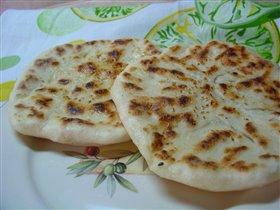 'Лисьи' хачапури