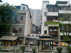 Гуанчжоу. Город контрастов.