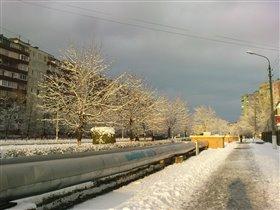 Блиц: зима