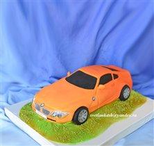 Торт BMW Z4