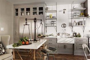 Кухни знаменитостей. 7 примеров интерьеров