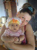 это я с мамочкой