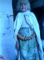 внучка бабы Яги