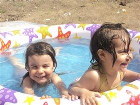 Мы любим купаться
