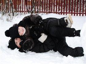 Как же весело зимой!