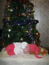лучший мой подарочек - это спящий гномик