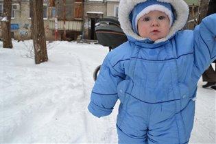 Мой первый снег***