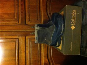 Сапоги женские COLUMBIA, 40 размер