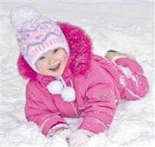 Первый снегопад!