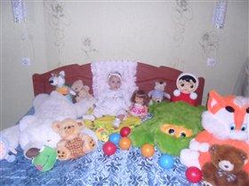 Все мои игрушки-Любимые подружки
