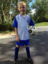 Внук - спортсмен