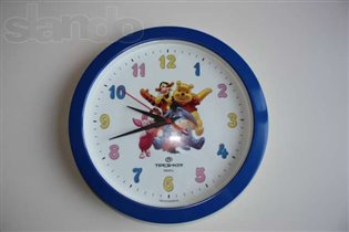 Часы в детскую комнату,настенные
