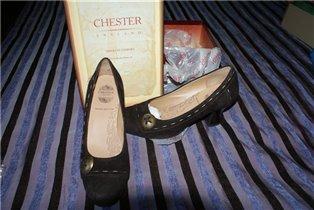 chester, р.36 (23,5 см)