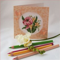 Тюльпан и фрезия