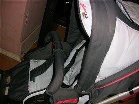 Прогулочная коляска Hartan VIP цена 9000 руб.