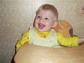 Ярославу всегда весело за столом