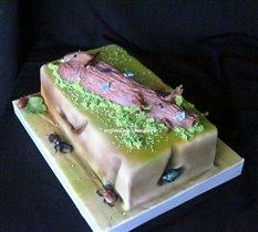 Торт Насекомые