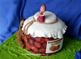Торт День варенья