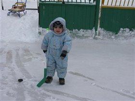 Поиграем в хоккей?